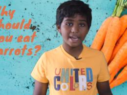Kiddos, why should you eat carrots? [5 Cool reasons!]