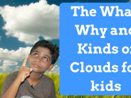 The What, Why and Kinds of Clouds for kids