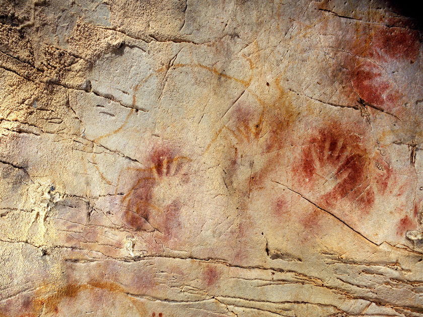 Neanderthal-cave-painting