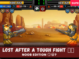 Lost after a tough fight 💥💥 | Noob edition 😏😀? | Super Mechs