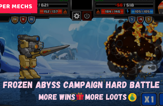 Frozen-Abyss-Campaign-hard-battle-More-wins-More-loots
