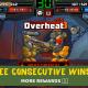Three-consecutive-wins