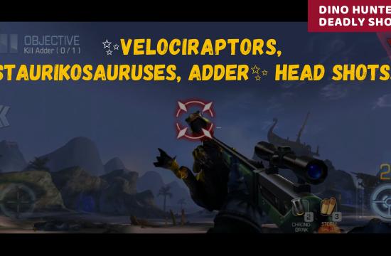 Velociraptors