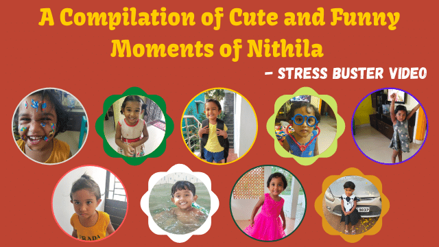 A-Compilation-of-Cute-and-Funny-Moments-of-Nithila-Stress-Buster-Video