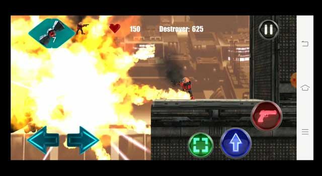 Killer Bean Unleashed Mega Level 4 Cleared