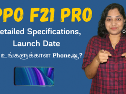 Oppo F21 Pro Smartphone Detailed Specifications, Launch Date - All you need to know!