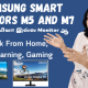 Samsung smart monitors