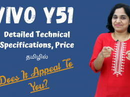 Vivo Y51 Latest Vivo Smartphone - Detailed Technical Specifications, Price - Does It Appeal To You?