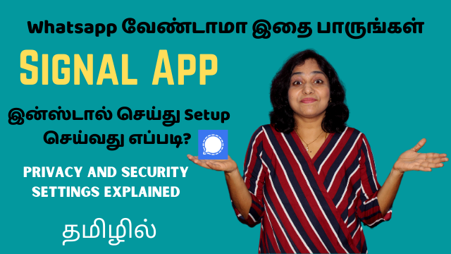 How to Install And Set Up Signal App? Privacy And Security Settings Explained