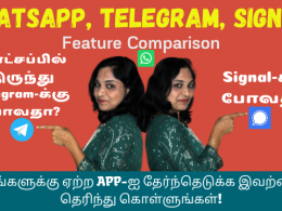 WhatsApp Vs Telegram Vs Signal: A Comparison Of Features To Help You Choose Your Messaging App