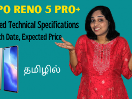 Oppo Reno 5 Pro Plus Detailed Technical Specifications | Launch Date, Expected Price
