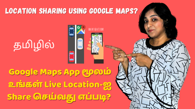 Location Sharing Using Google Maps? How To Share Your Live Location Using Google Maps App?