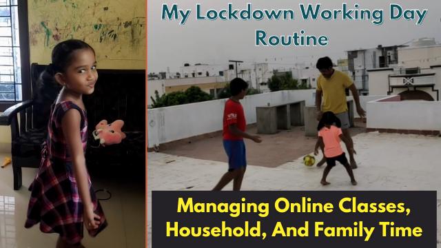 My-Lockdown-Working-Day-Routine