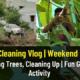 Garden-Cleaning-Vlog